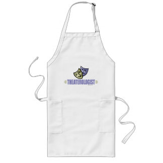 Funny Drama Theater Long Apron