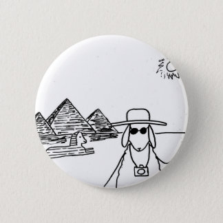 Funny drawings button