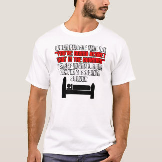 Funny drinkers T-Shirt