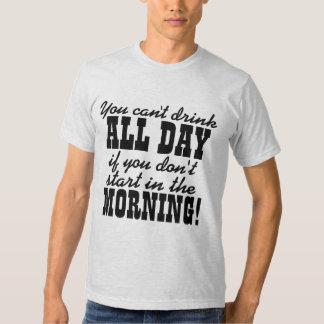 Funny Drinking Humor Tshirts