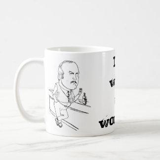 Funny drinking mug