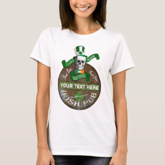 Funny drinking team St Patricks T-Shirt