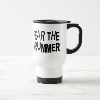 Funny Drummer Travel Mug
