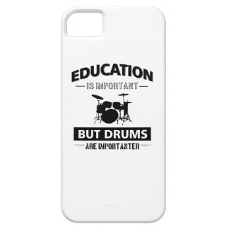 Funny Drumming iPhone SE/5/5s Case