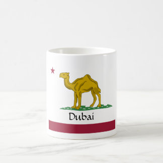Funny Dubai Flag Coffee Mug
