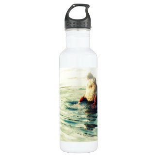 Funny Duck Butt Stainless Steel Water Bottle