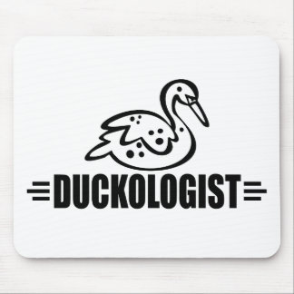Funny Duck Mouse Pad