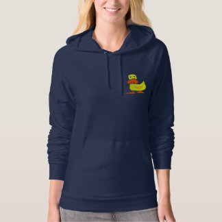 Funny Duck Primitive Art Sweatshirt