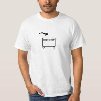 Funny Dumpster Diver T-Shirt