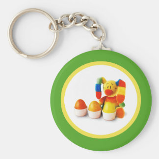 Funny Easter Bunny Easter Gift Keychains Key Chains