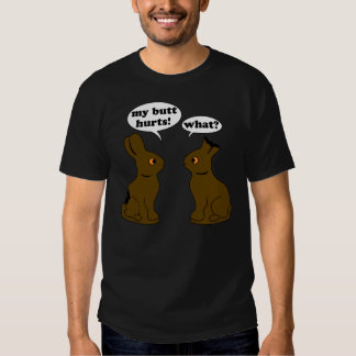 Funny Easter Bunny T Shirt