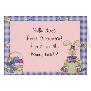 Easter jokes gifts on zazzle funny easter card negle Choice Image