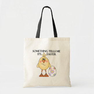 Funny Easter Chick Tshirts and Gifts Tote Bag