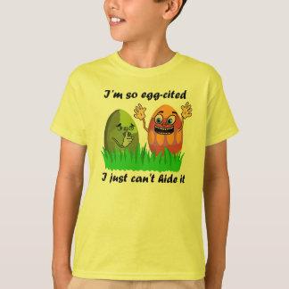 Funny Easter Eggs T-Shirt