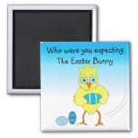 Funny Easter Refrigerator Magnet