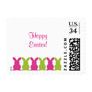 Funny Easter Stamp