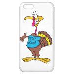 funny eat beef turkey cartoon iPhone 5C cover