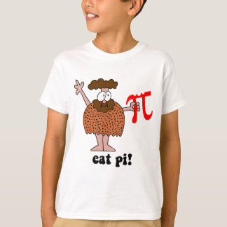 Funny eat pi math T-Shirt