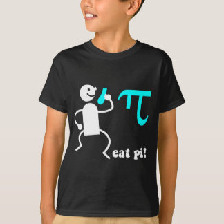 Funny eat pi T-Shirt