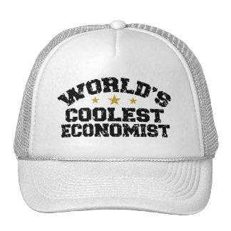 Funny Economist Trucker Hats