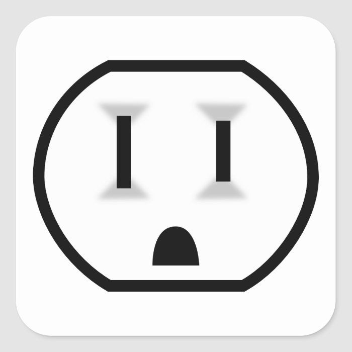 Funny Electrical Outlet Drawing Electrical Outlet Cartoons And