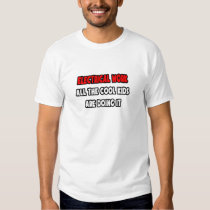 Funny Electrician Shirts and Gifts