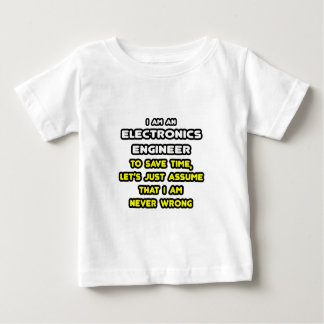 Funny Electronics Engineer T-Shirts and Gifts