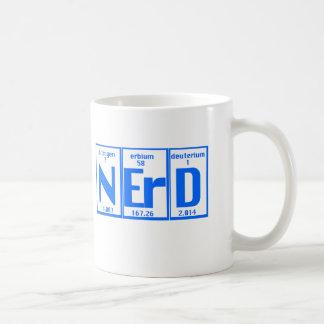 Funny Elements of Nerd Coffee Mug