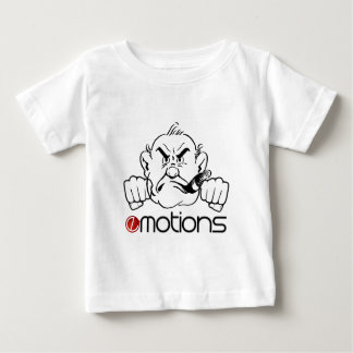 Funny Emotions Baby T-Shirt