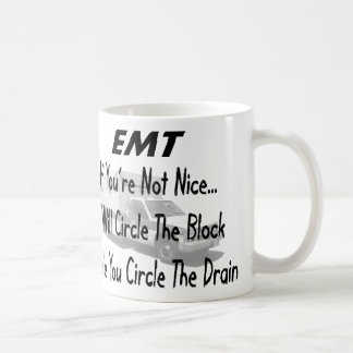 Funny EMT T-Shirts & Gifts Mugs
