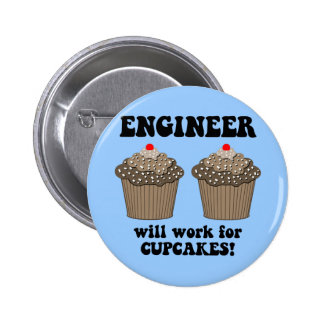 funny engineer button