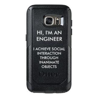 Funny Engineer OtterBox Samsung Galaxy S7 Case