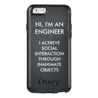 Funny Engineer Phone Case - Otterbox
