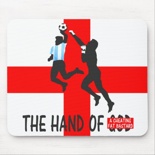 Funny England World Cup Mouse Pads