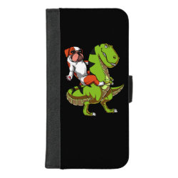 iPhone 8/7 Plus Wallet Case with Bulldog Phone Cases design