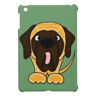 Funny English Mastiff Original Art Case For The iPad Mini
