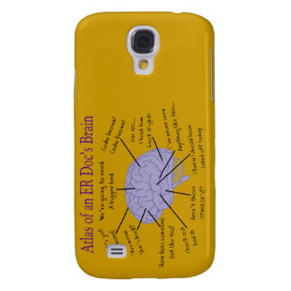 Funny ER Doctor Physician Gifts Samsung Galaxy S4 Covers