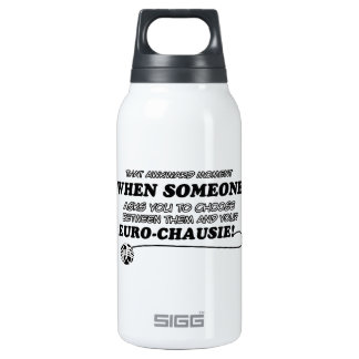 funny  EURO-CHAUSIE designs SIGG Thermo 0.3L Insulated Bottle