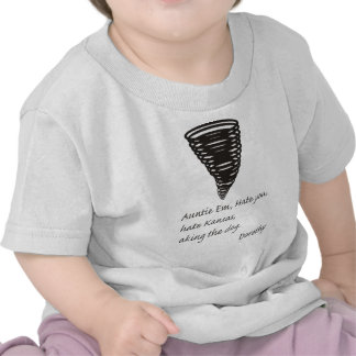 Funny - Even Dorthy Hates Kansas T Shirts