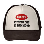 Funny Executive Chef Hat
