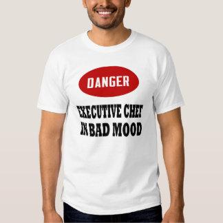 Funny Executive Chef T Shirt