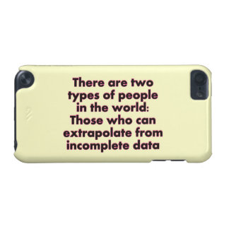 Funny Extrapolate This iPod Touch 5G Case