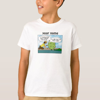 Funny  Extreme Cache Geocaching Kids Personalized T-Shirt
