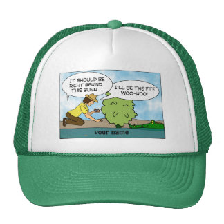 Funny  Extreme Cache Geocaching Personalized Name Trucker Hat
