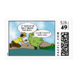 Funny  Extreme Cache Geocaching Postage