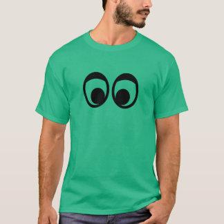 Funny eyes face T-Shirt