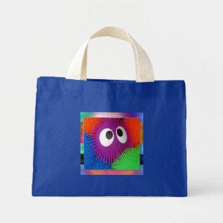 Funny Eyes Tote Bag
