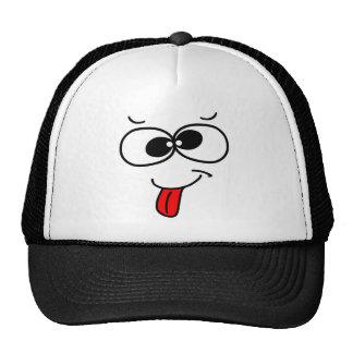 Funny Face - blah Hats