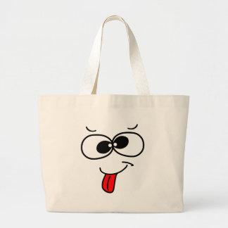 Funny Face - blah Tote Bag