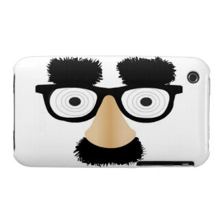 Funny Face  Case-Mate Case iPhone 3 Case